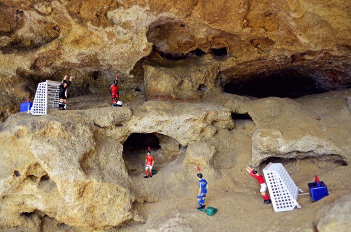 Grottenkick
